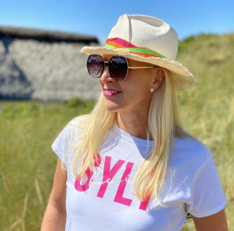 "Casa Lollipop - SYLT T-SHIRT ""WHITE"""
